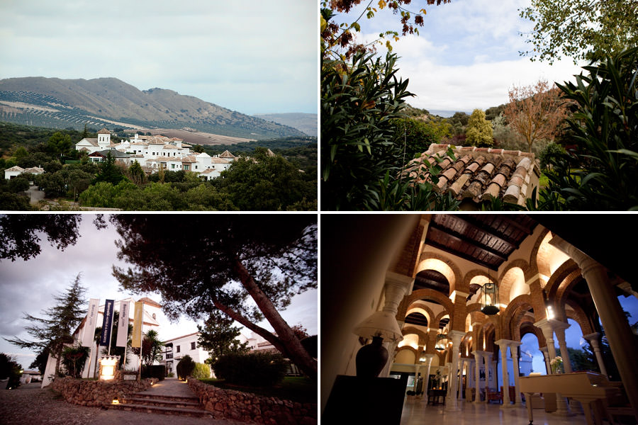 Hotel Bobadilla Loja Spain