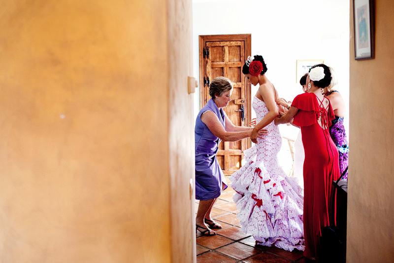 Spanish Wedding Theme