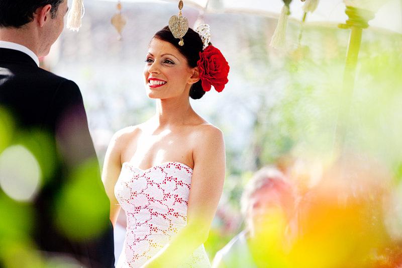 образом, свадьба в испанском стиле фото типовой постройке сложнее