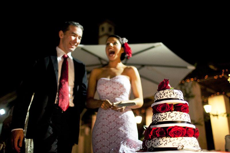 Beautiful Wedding Cake by Fiona