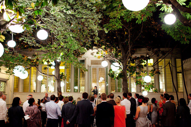 Garden Wedding Barcelona