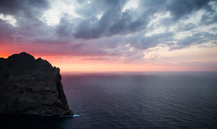 Mallorca Sunset Wedding Photography