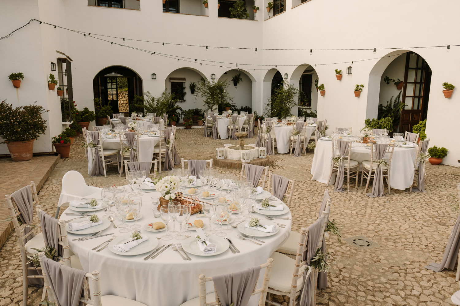 wedding hotel fuente del sol