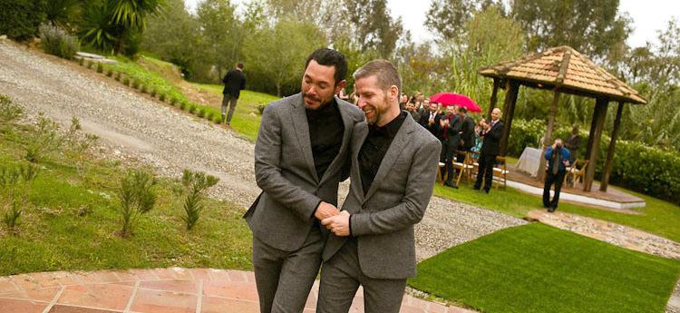 Wedding Rancho del Ingles