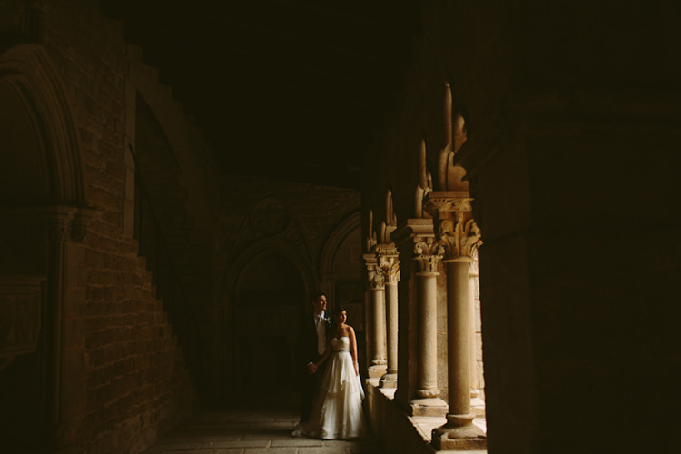 Wedding at Sant Pau Del Camp Barcelona