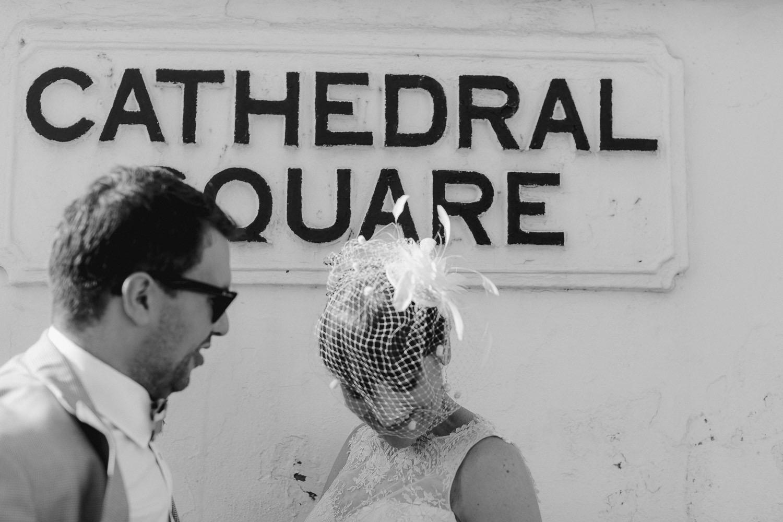 Wedding Portraits in Gibraltar