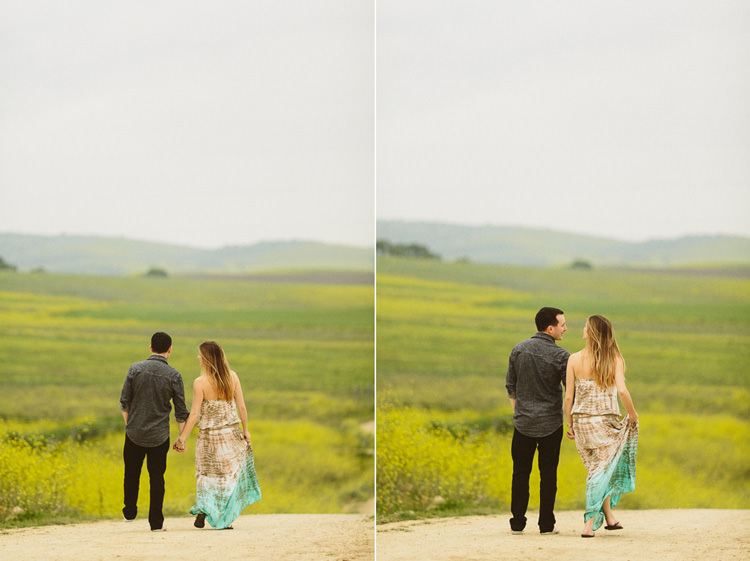 Vejer Engagement Photography Session