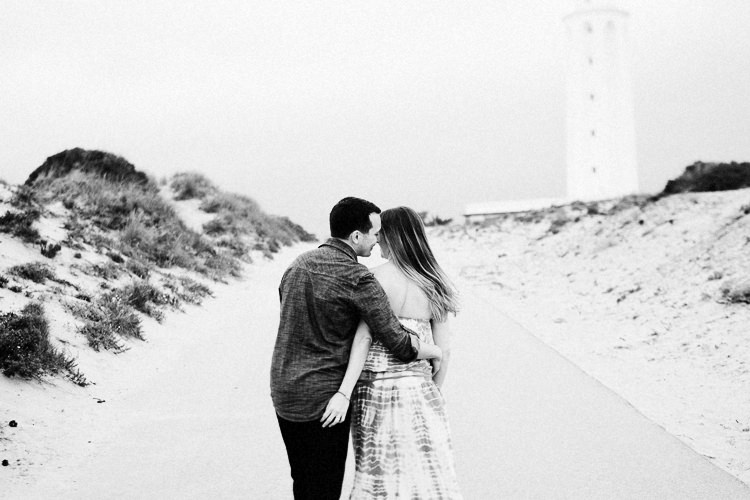 tarifa beach engagement photography vanessa ben
