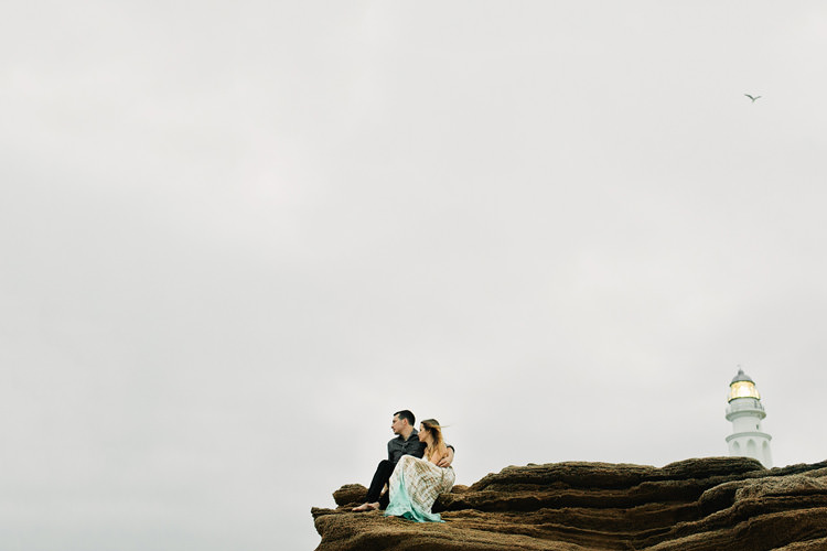 Engagement Photography on the Beach, Tarifa