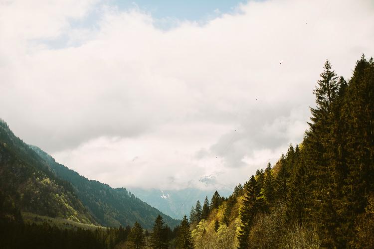 Mountains in Engelberg, Switzerland