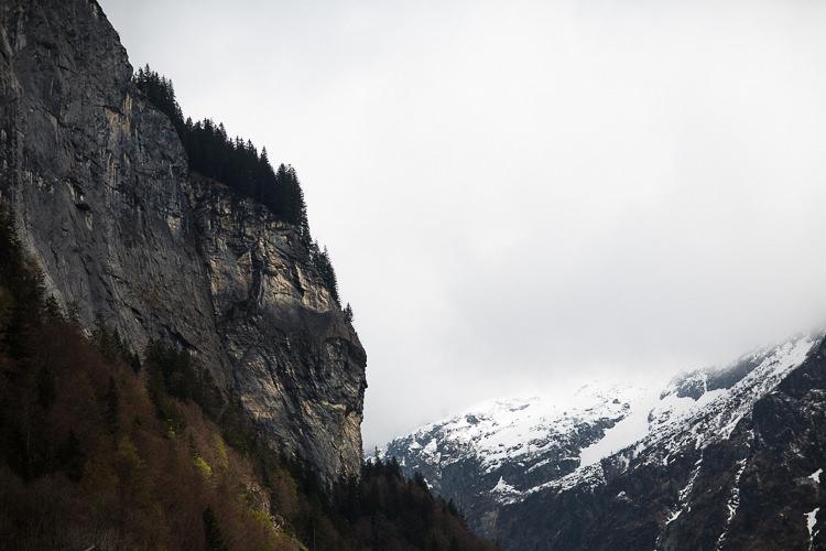 Titlis Mountain Switzerland