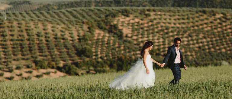 cortijo del marques wedding