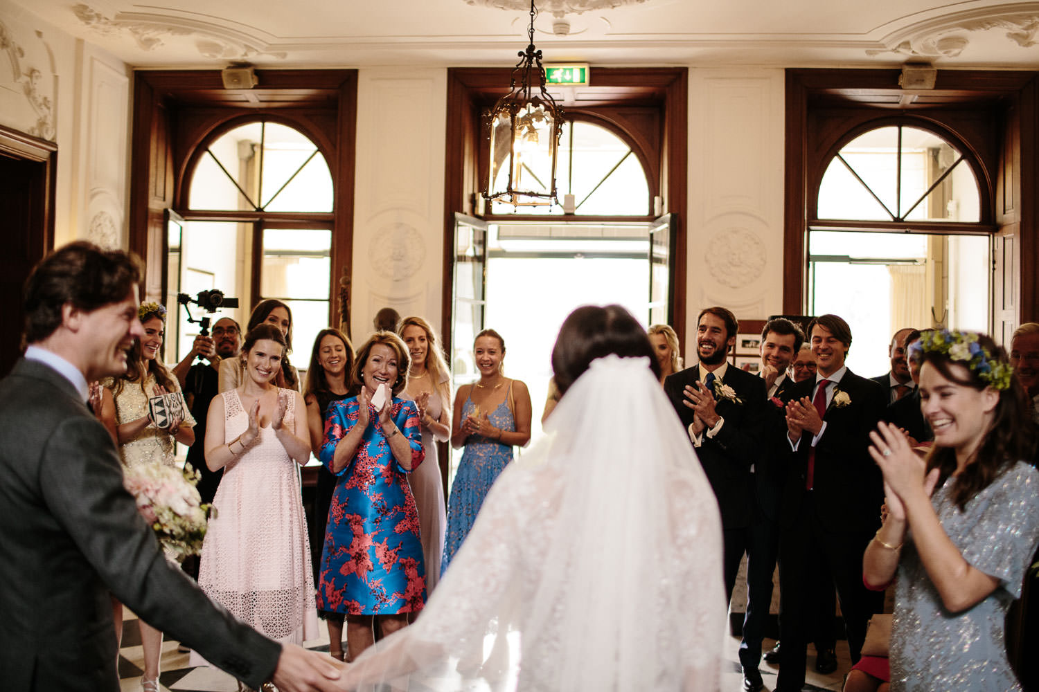 First look at Kasteel Engelenburg Wedding