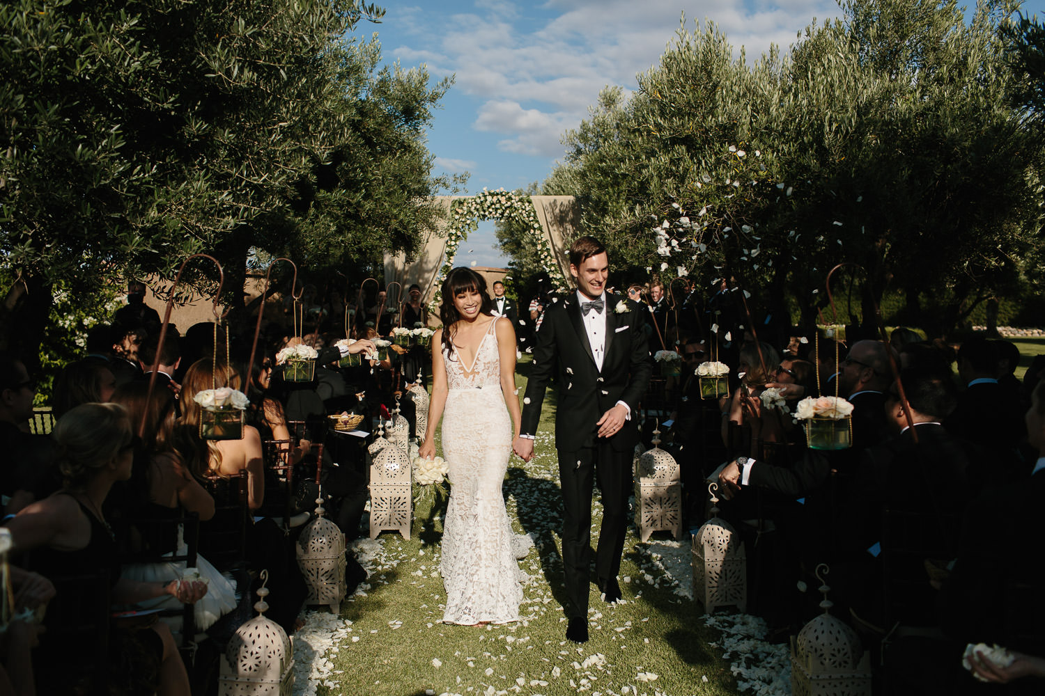 le palais paysan wedding marrakech