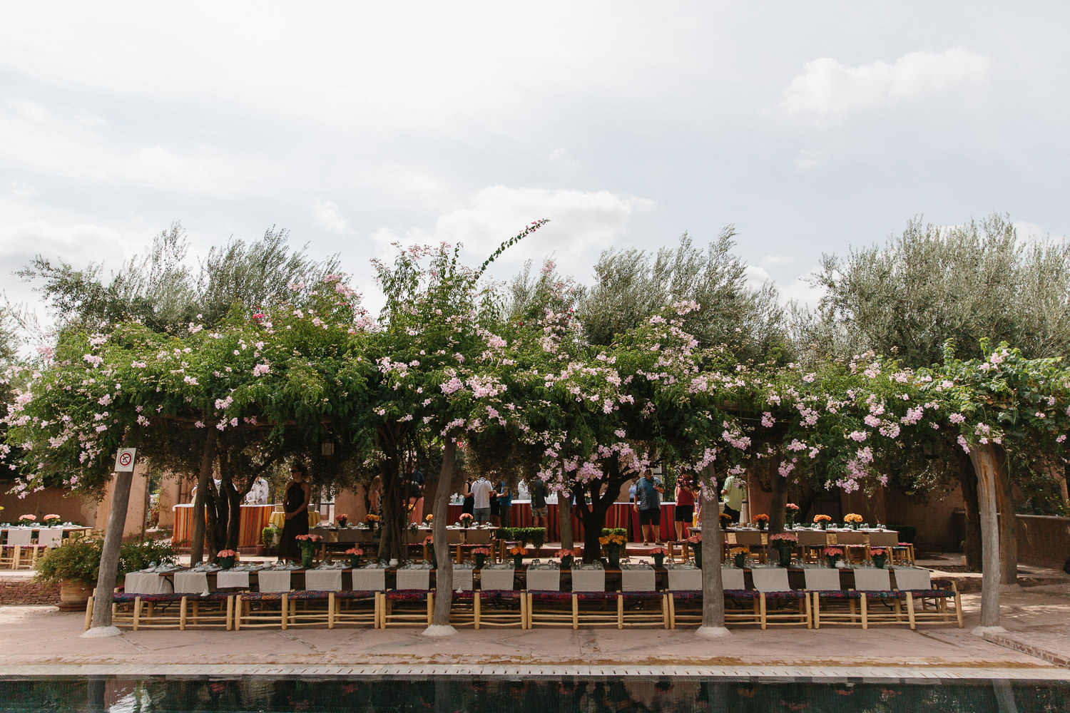 beldi country club wedding marrakech 4
