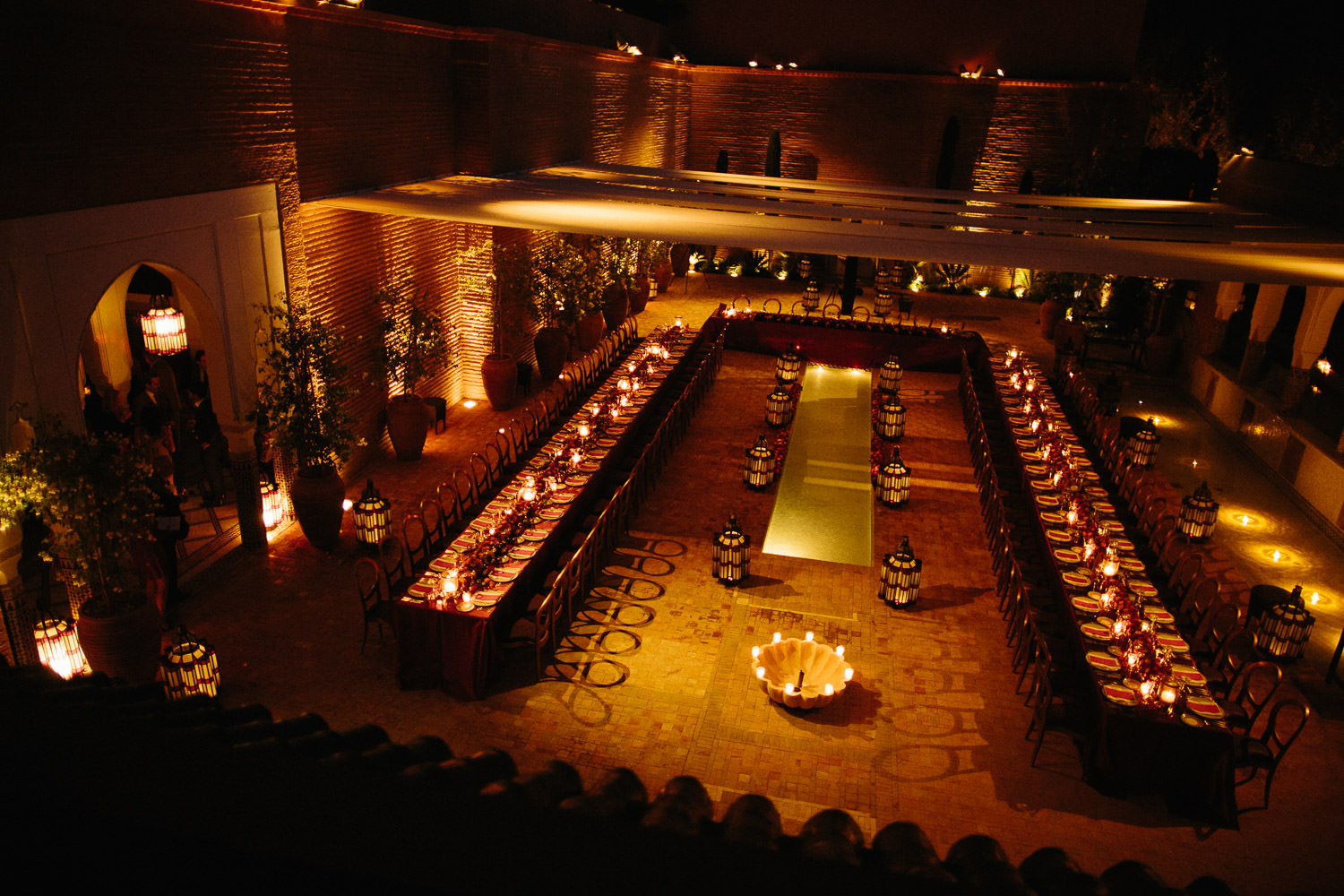hotel la mamounia wedding marrakech 3