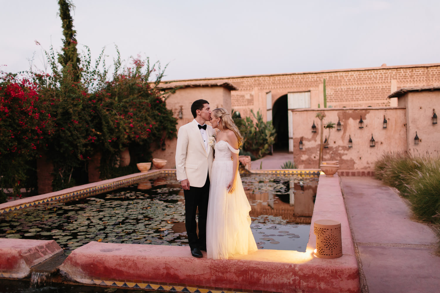 Beldi Country Club Wedding in Marrakech, Lauren & Jacques