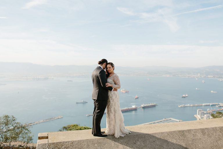 wedding sunborn gibraltar
