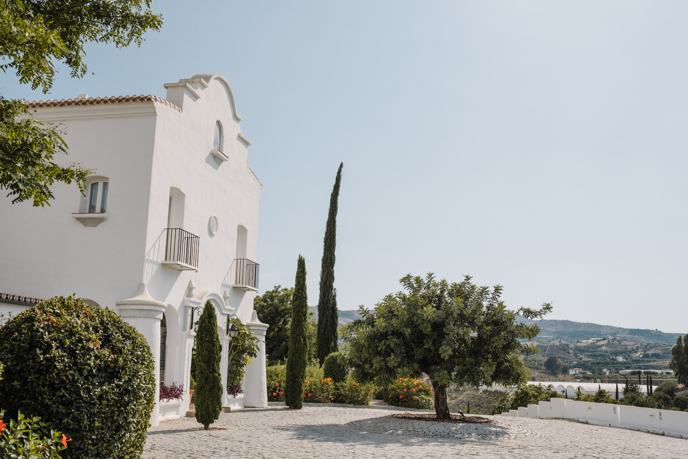 hotel cortijo bravo wedding