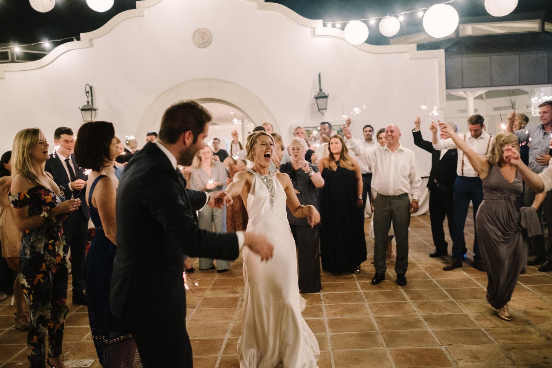 wedding hotel cortijo bravo malaga