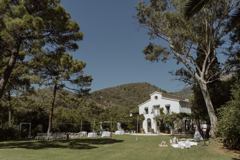 casa del rio wedding