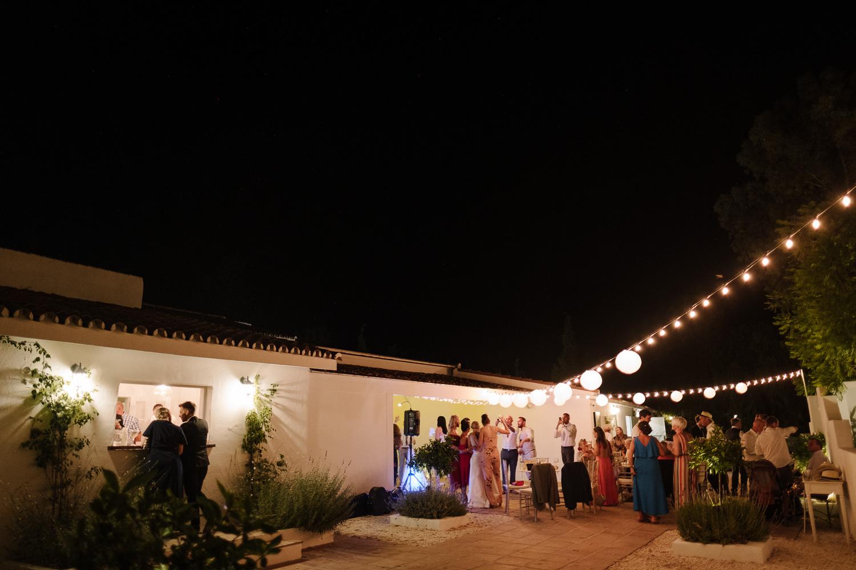 cortijo rosa blanca wedding