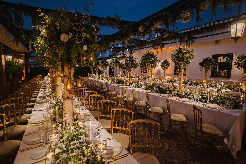 la bobadilla wedding