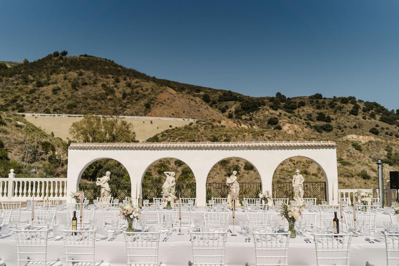 wedding at fort ingles
