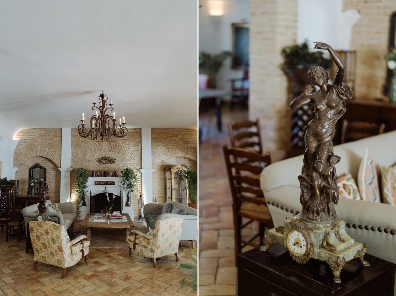 wedding hotel monasterio de san martin