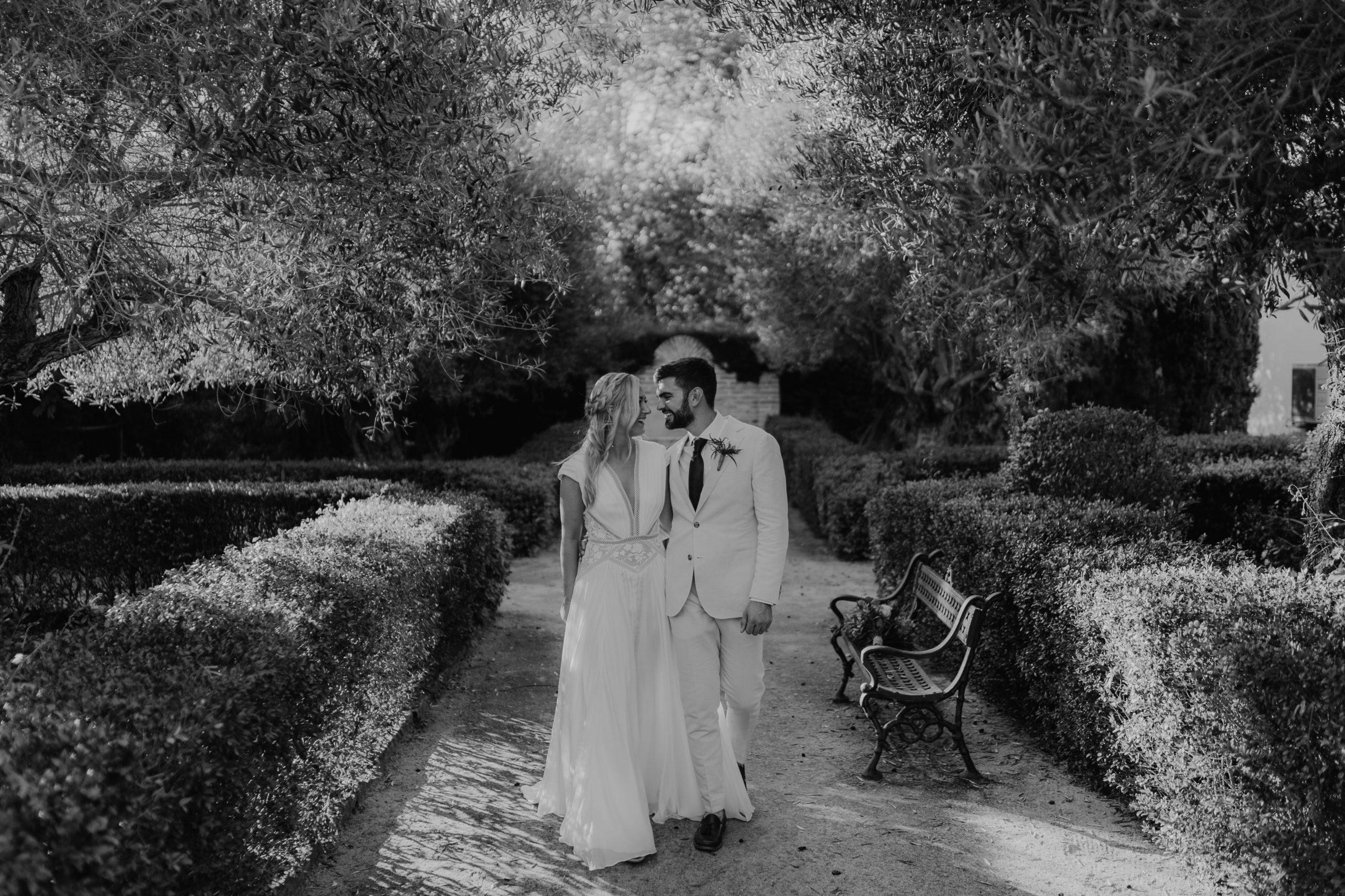 Wedding at Hotel Monasterio de San Martin